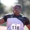 N.M. Biwole T54, 100m, Foto: ÖBSV/MarkusFrühmann