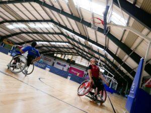 ABSV Rollstuhlbasketball