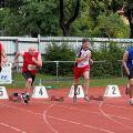 100 m Start sehb. Männer
