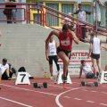 100 m ÖSTM Kapfenberg 2008