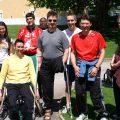 Amputiertengruppe Schileiten 2007