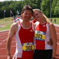 Andreas & Carmen IWAS Emmelord 2009