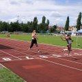 Öst. Rekord 100 m Sindelfingen 2009